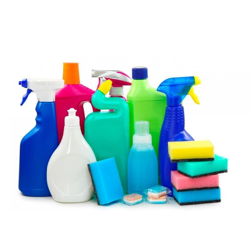 Καθαριστικά κουζίνας - μπάνιου