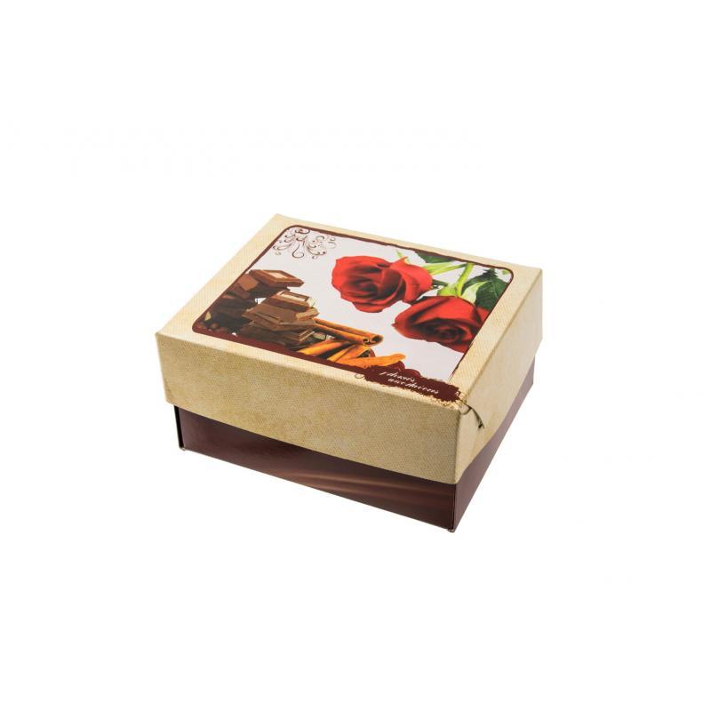 Κουτί ζαχ/κής με σχέδιο σοκολάτα N35 10kg