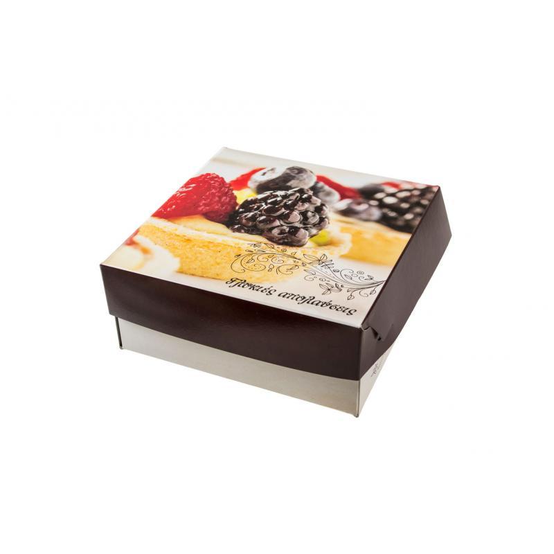 Κουτί ζαχ/κής με σχέδιο βατόμουρο N30 10kg
