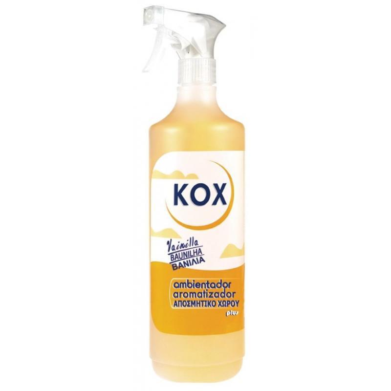 Αρωματικό μπάνιου CISNE KOX αντλία 1L βανίλια