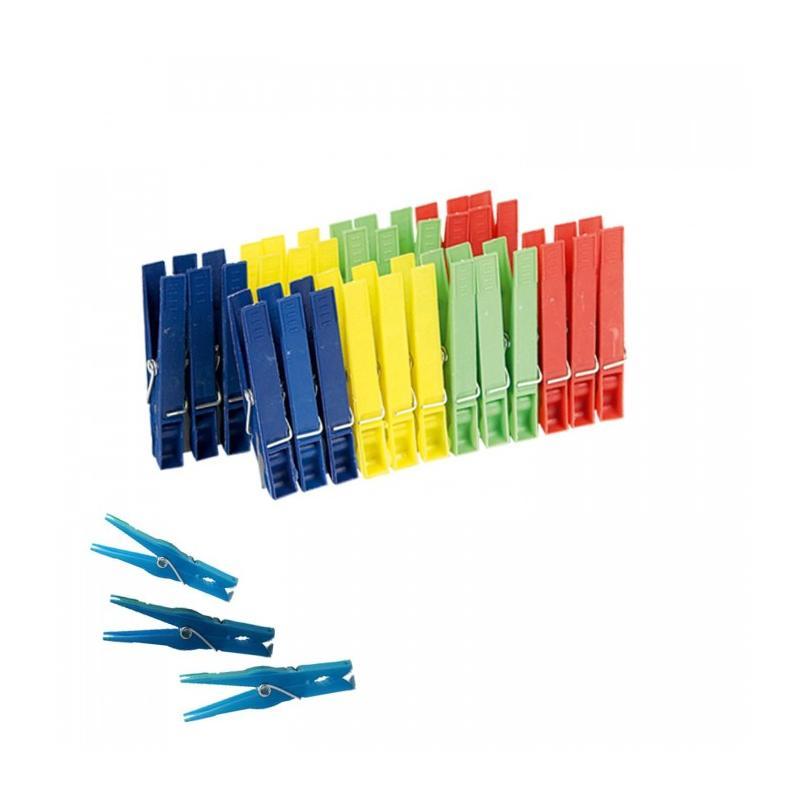 Κύκλωψ μανταλάκια πλαστικά 24 τεμ.