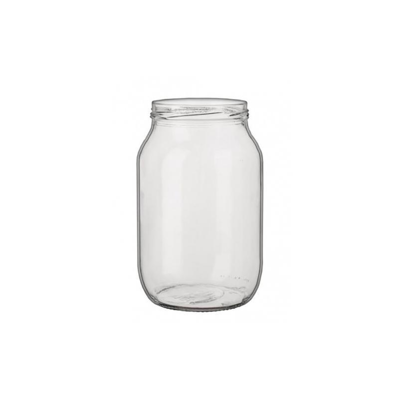 Γυάλινα βάζα 1L