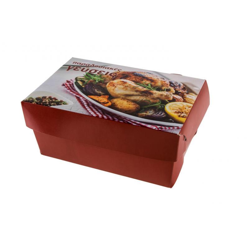 Κουτί ψητ/λείου κοτόπουλο βαθύ 10kg
