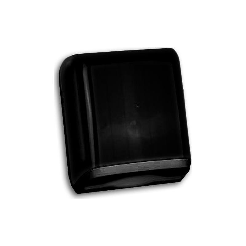 Επαγγελματική συσκευή χειροπετσέτας πλαστική 500 φύλλων μαύρη