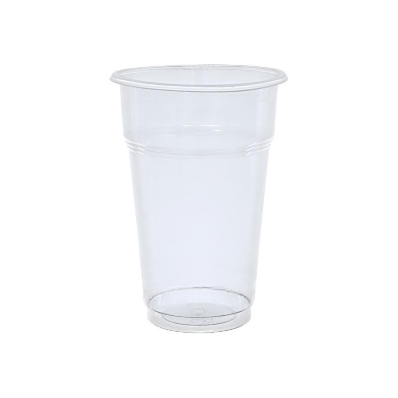 Ποτήρι Θράκης διαφανές νερού 250ml 50 τεμ