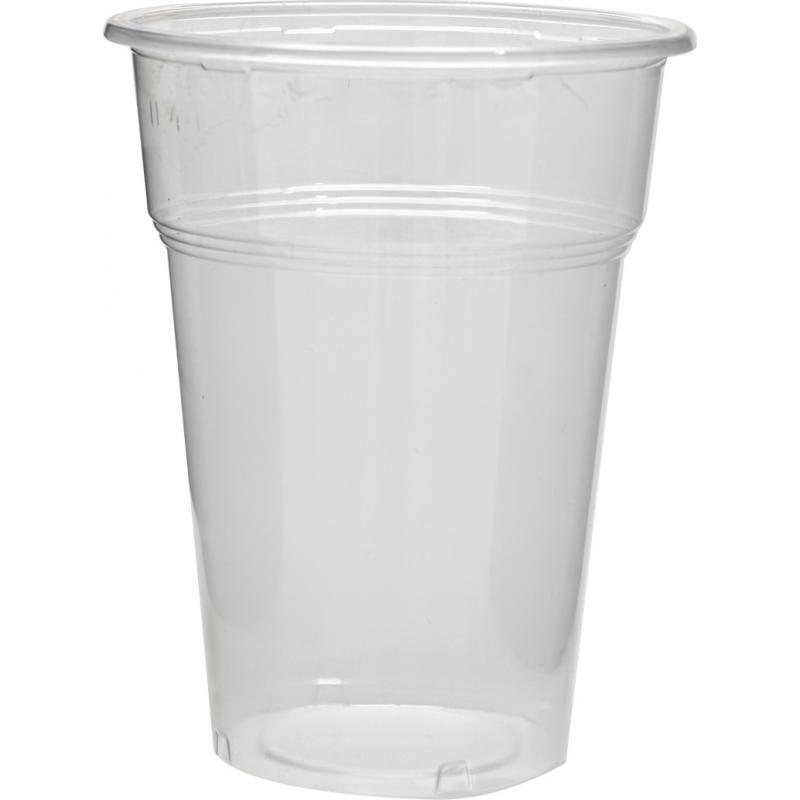 Ποτήρι Θράκης διαφανές 300ml 50 τεμ
