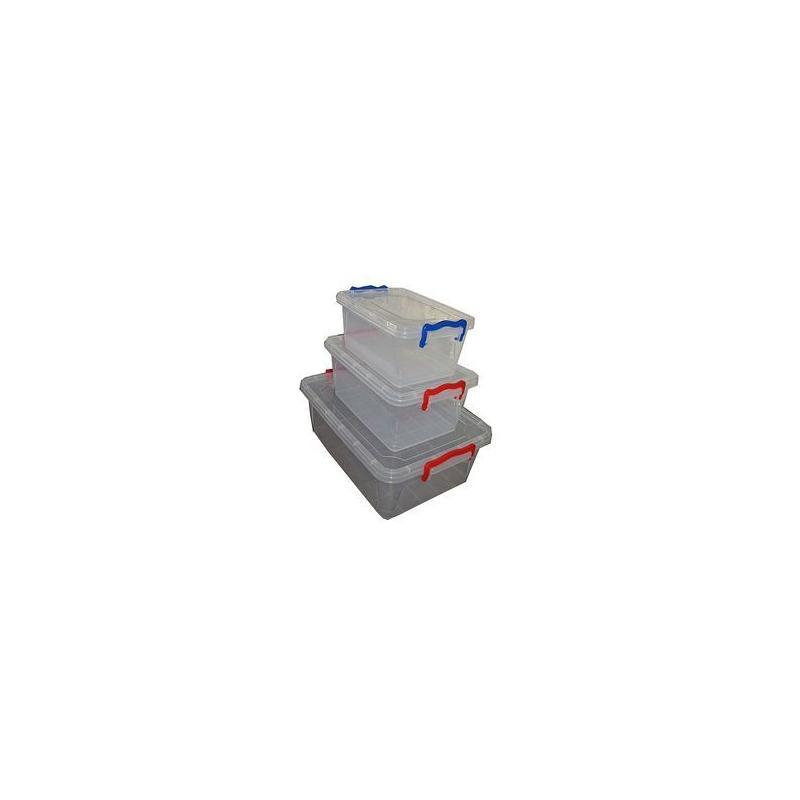 Κουτί αποθήκευσης με αυτάκια 15Lt