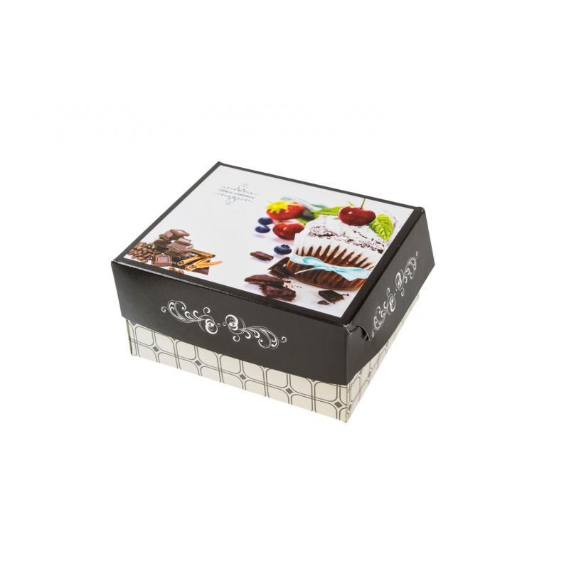 Κουτί ζαχ/κής με σχέδιο κεράσι N35 10kg