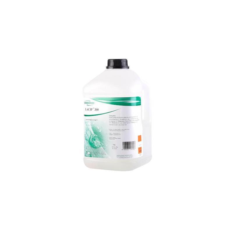 Υγρό απορρυπαντικό πλυντηρίου για ευαίσθητα σκέυη LACIP 300 (5 Kg)