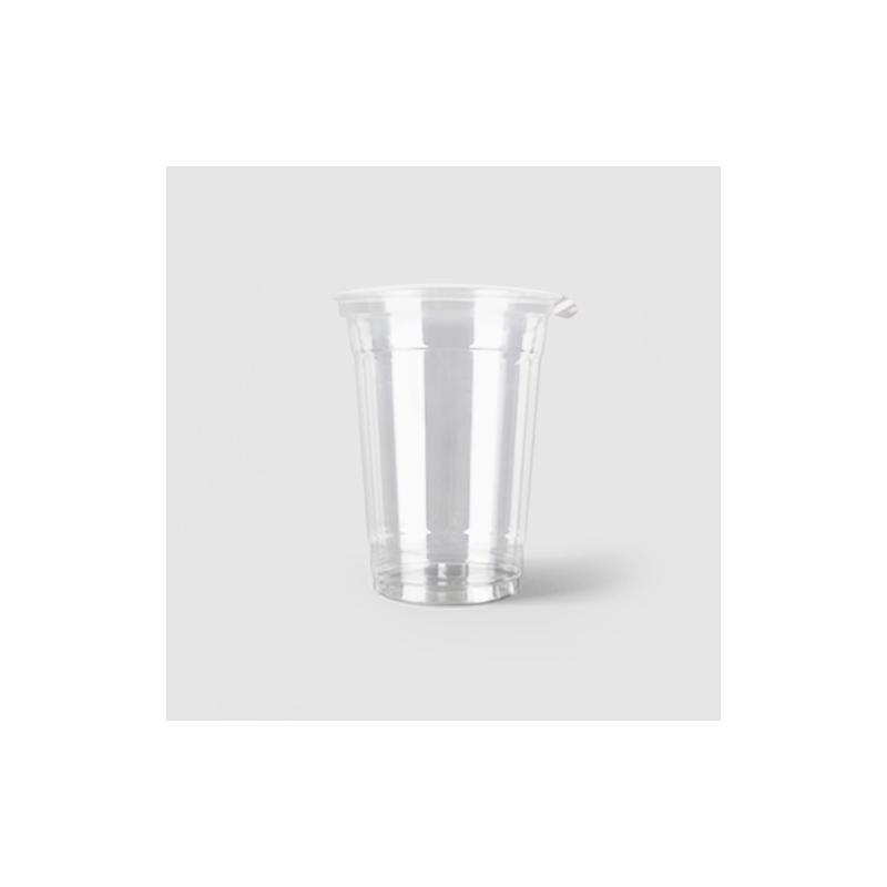 Ποτήρι pet eco διαφανές 300ml