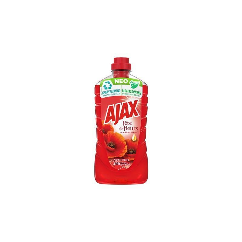 AJAX γενικής χρήσης 1Lt αγριολούλουδο