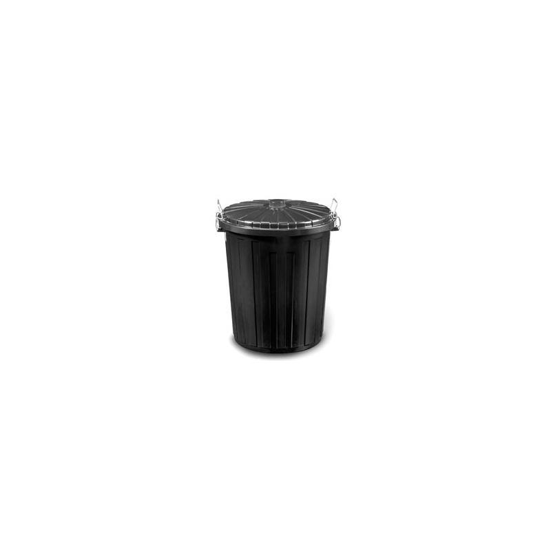 Κάδος πλαστικός στρογγυλός 55 L