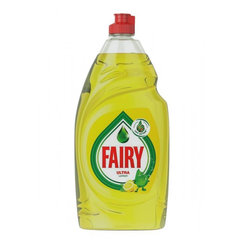 Fairy πιάτων 900ml λεμόνι