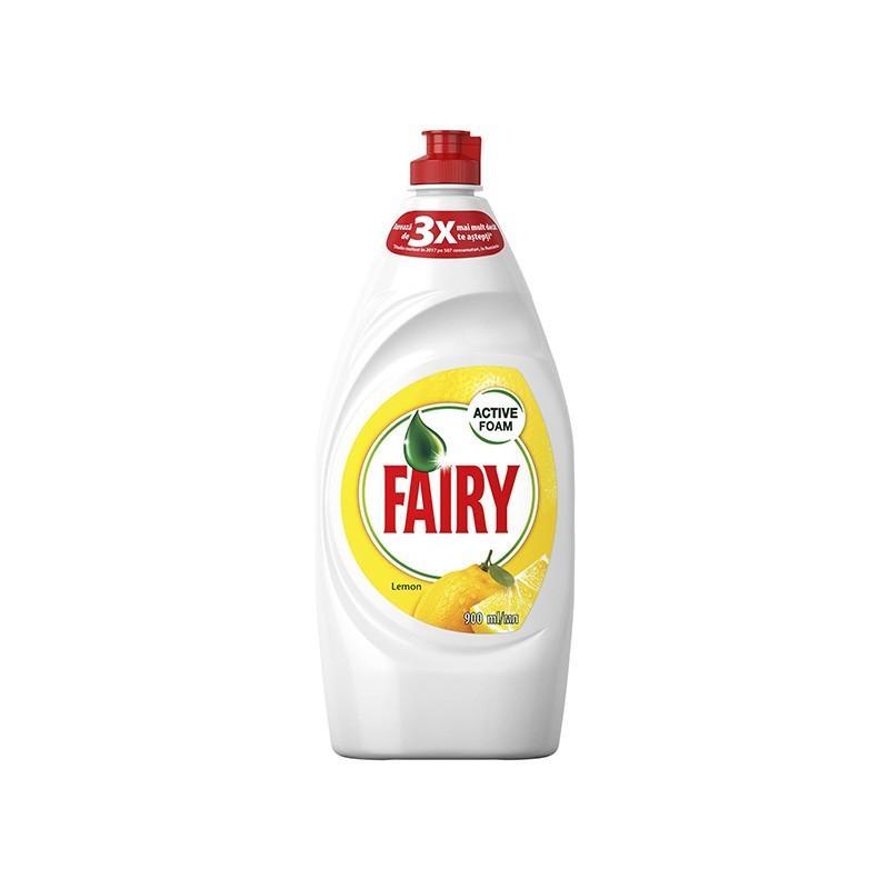 Fairy πιάτων 900ml εισαγωγής