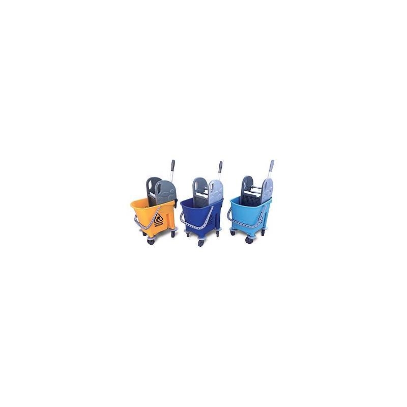 Καρότσι σφουγγαρίσματος μονό πλαστικό 25 LT