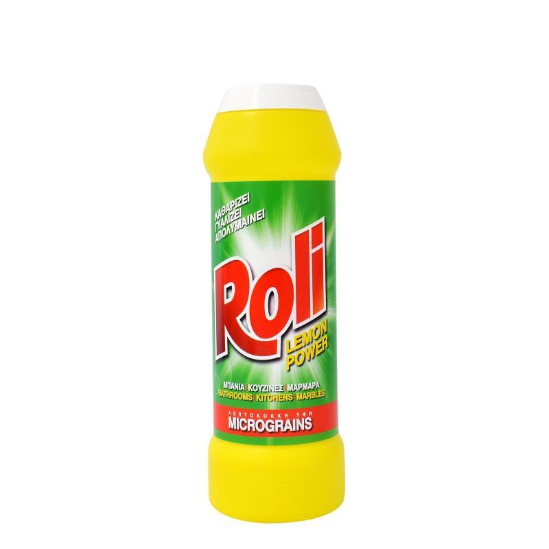 Καθαριστικό Roli Lemon 500gr