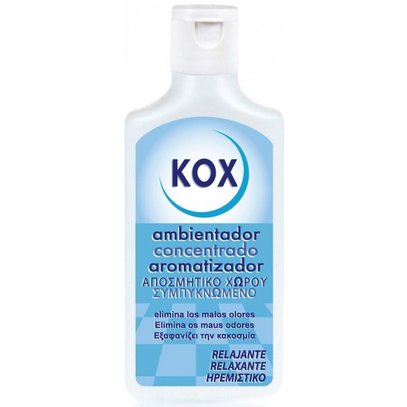 Αρωματικό μπάνιου CISNE KOX συμπ/νο 500ml ηρεμιστικό