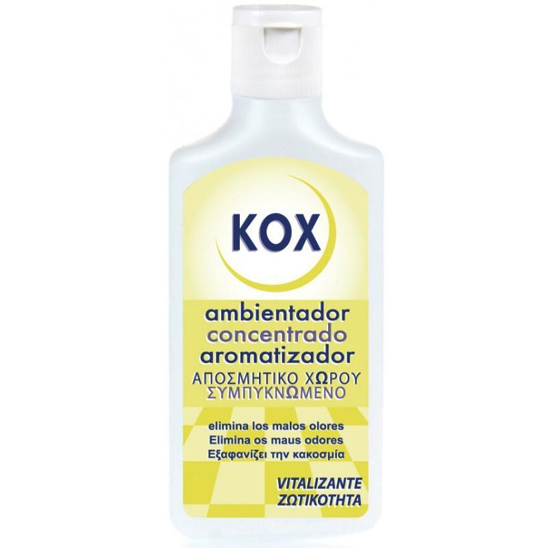 Αρωματικό μπάνιου CISNE KOX συμπ/νο 500ml ζωτικότητα