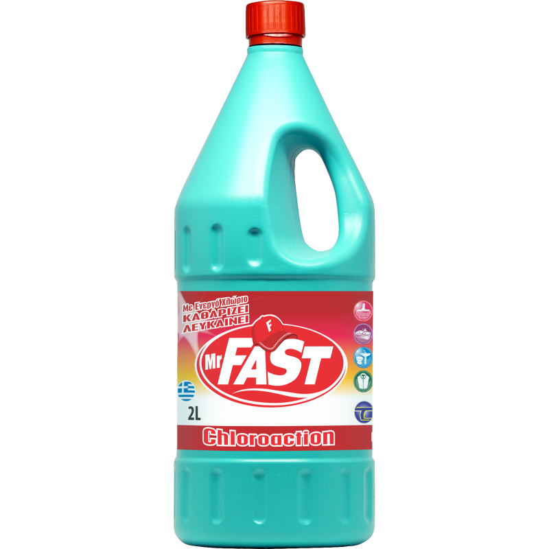 Mr Fast Chloroaction Classic 2L