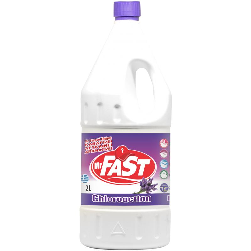 Mr Fast Chloroaction Lavender 2L