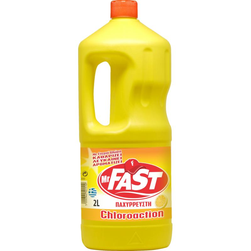 Mr Fast Chloroaction Ultra Lemon 2L