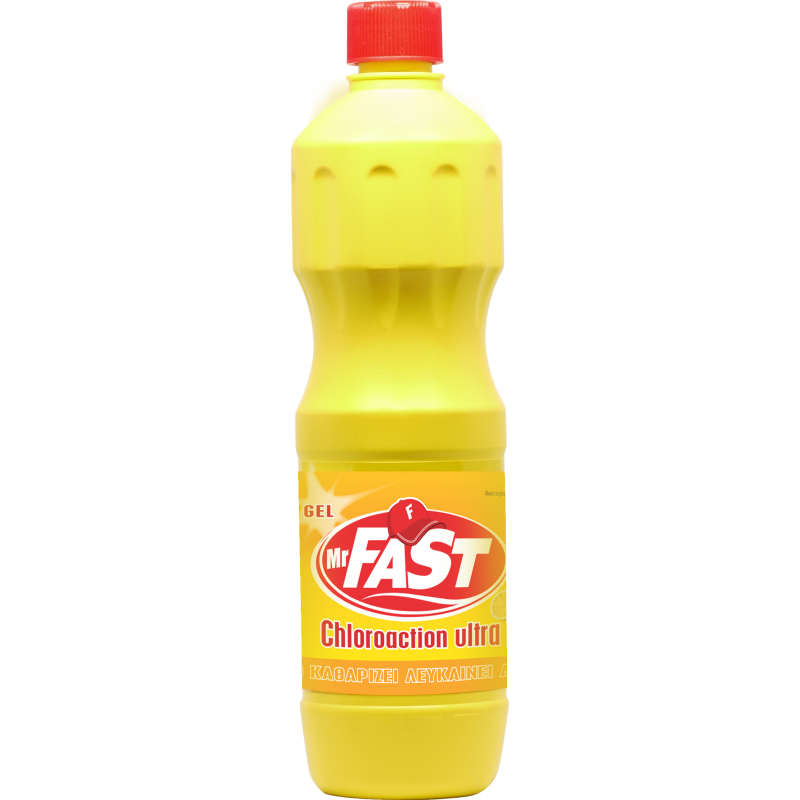 Mr Fast Chloroaction Ultra lemon 750ml λεμόνι