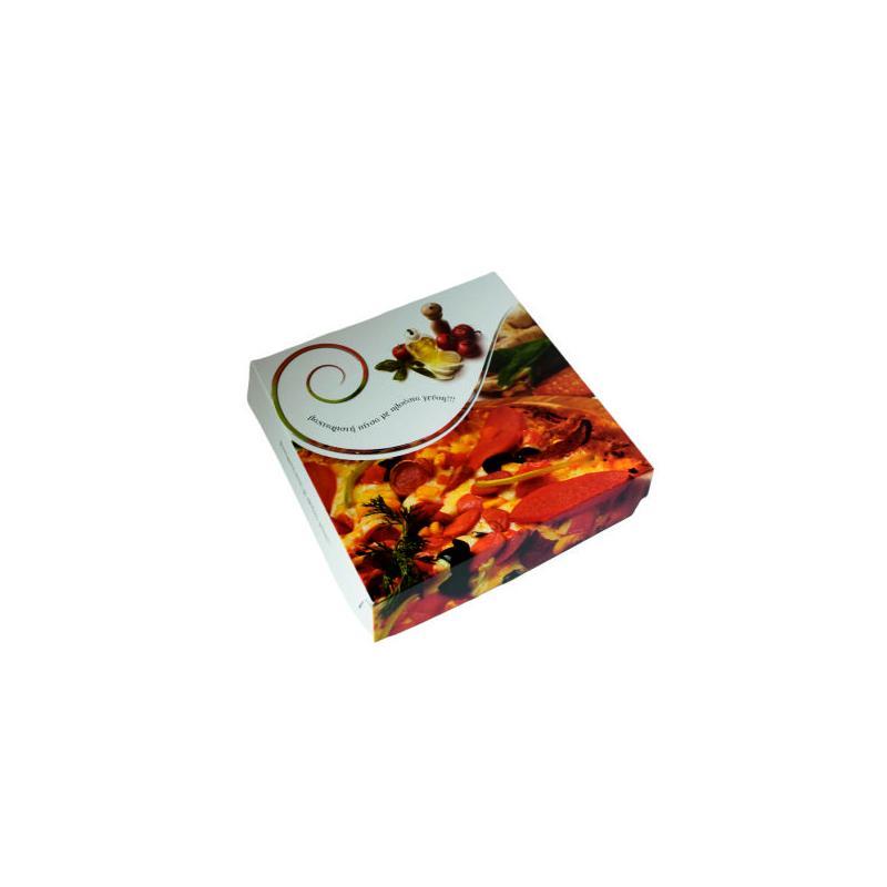 Κουτί πίτσας πράσινο Νο33  10kg