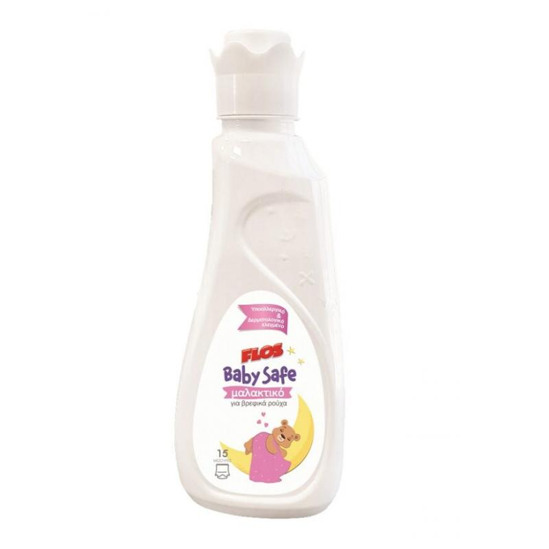 FLOS  Baby Safe Mαλακτικό για βρεφικά ρούχα