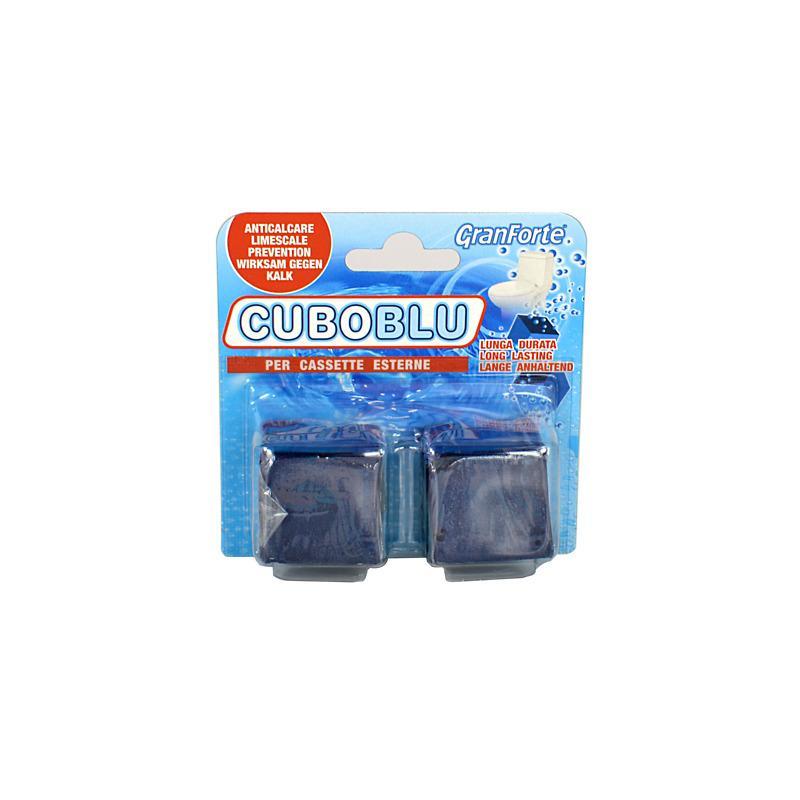 Χείμαρρος WC cubo μπλε 2τεμ 30gr