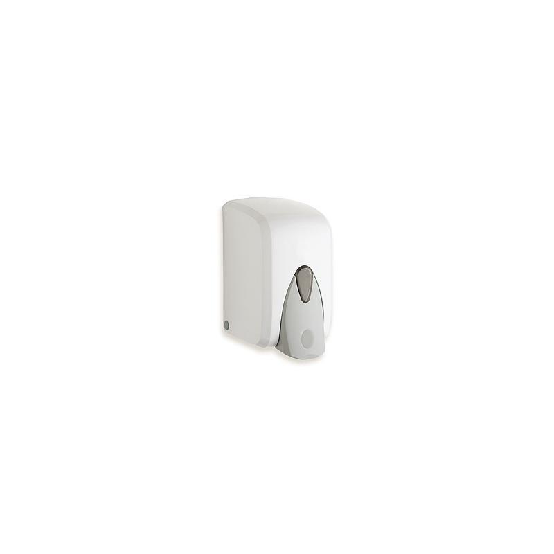 Συσκευή κρεμοσάπουνου πλαστική 500 ml (λευκή)