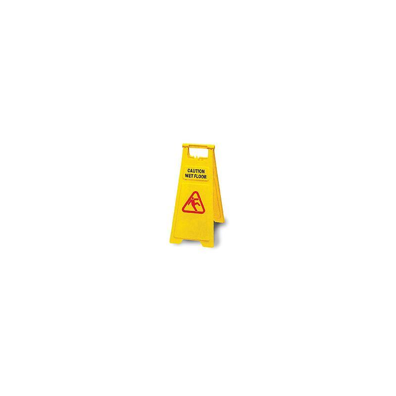 """Σήμα ασφαλείας """"Wet Floor"""""""