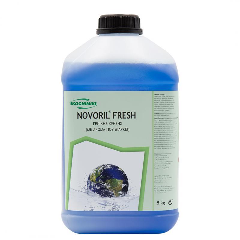 Καθαριστικό γενικής χρήσης NOVORIL FRESH 5 Κg