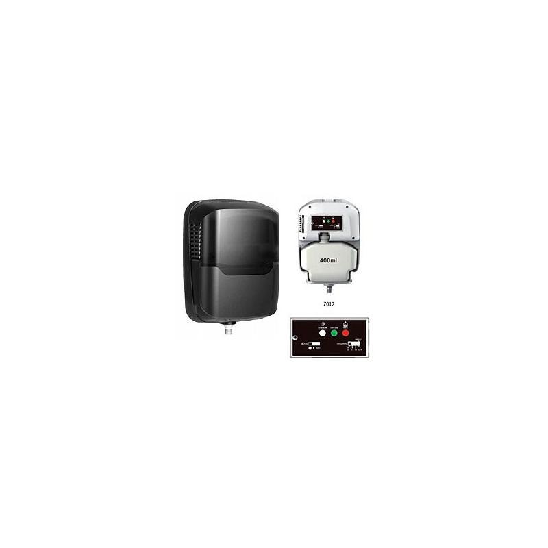 Συσκευή απολύμανσης & αρωματισμού ουρητηρίου (LED) μαύρη
